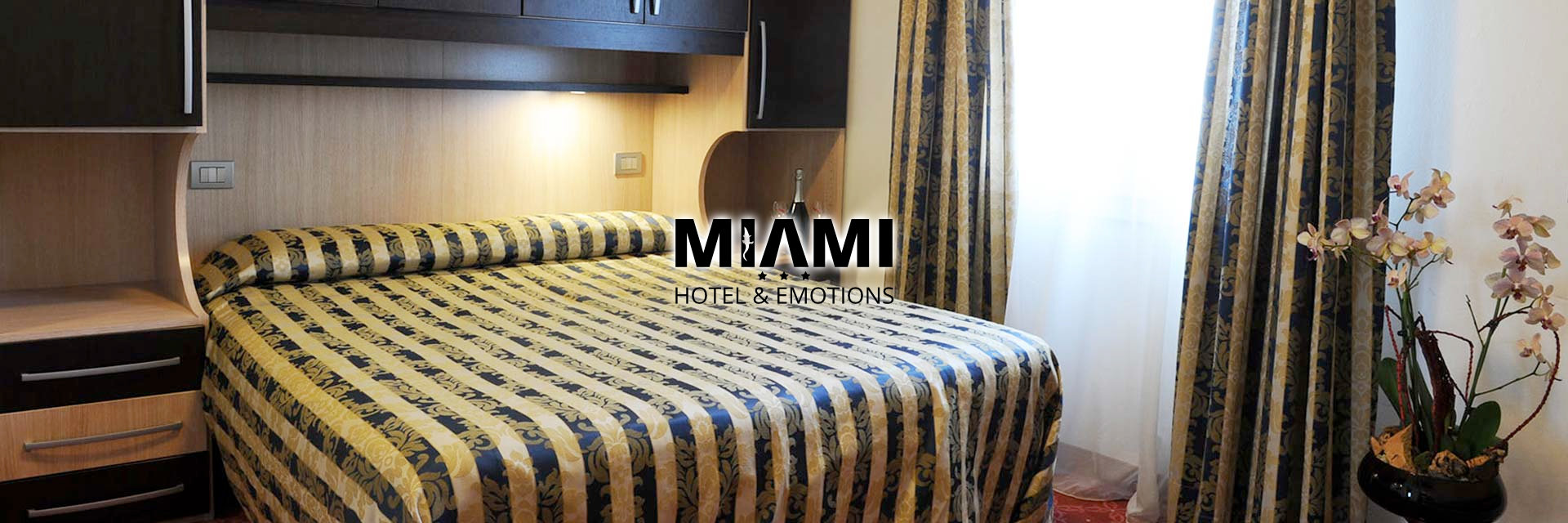Hotel Miami - Just Bed Hotel Plus