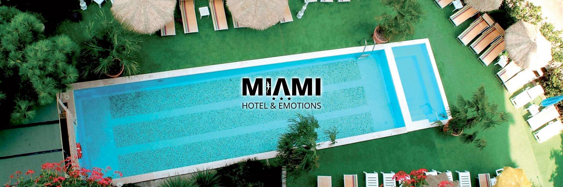 Hotel Miami - Just Bed Hotel Plus