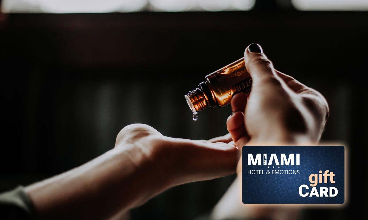 Gift Card Pacchetto Massaggi Hotel Miami