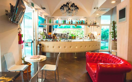 Hall Bar Hotel Miami