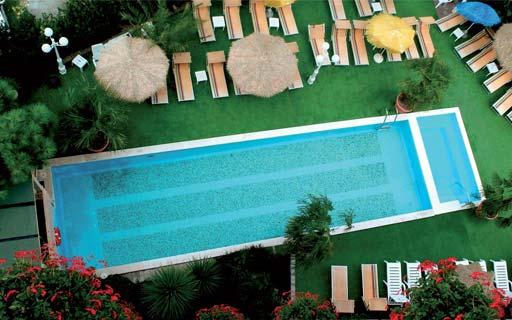 Pool & Garden - Piscina Hotel Miami Lido di Savio