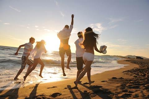 Spiaggia gratis Hotel Miami Lido di Savio