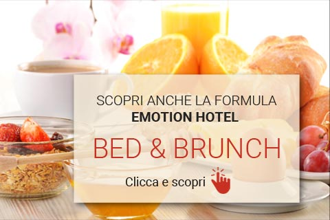 Formula Bed & Brunch Hotel Miami Lido di Savio - Emotion Hotel