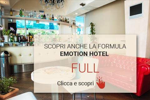 Formula Emotion Hotel Full Hotel Miami Lido di Savio, Milano Marittima nord