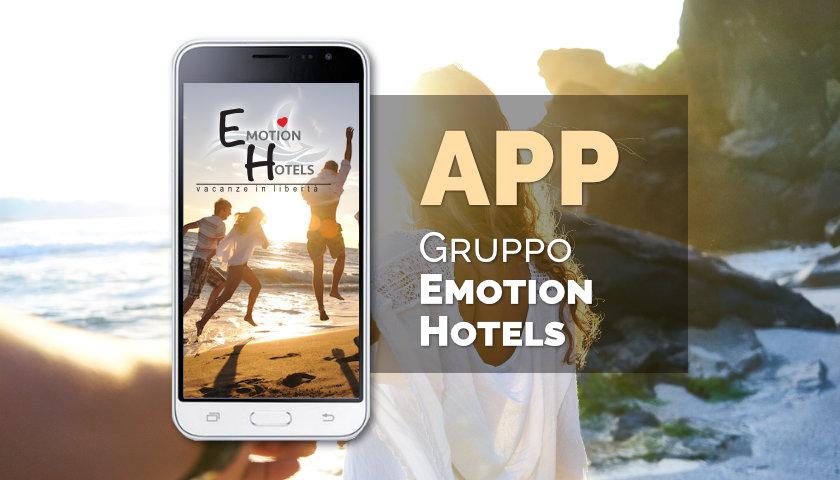 App Gruppo Emotion Hotels