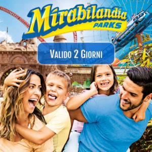 Mirabilandia (2 days ticket)