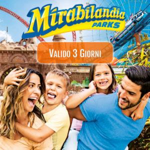 Mirabilandia (3 days ticket)