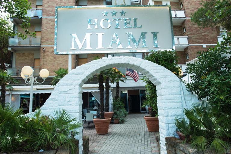 Hotel Miami - Milano Marittima Nord