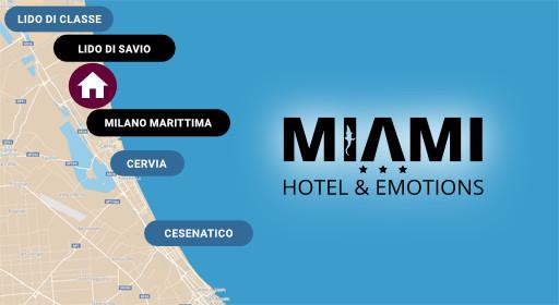 Trova Hotel Miami